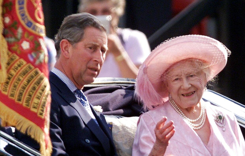 Nigel Farage angreb både Dronningemoderen og hendes barnebarn, tronfølgeren prins Charles. (Arkivfoto)