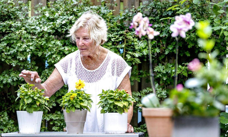 Ulla og hendes naboer sad i deres hyggelige gård i Espergærde, da en mand overfaldt dem, skubbede en ældre mand omkuld, så han fik en øjenskade, smadrede alle Ullas blomsterkrukker og truede hende med at kaste en mursten i hovedet på hende. Fire beboere ringede uafhængigt af hinanden til politiet, men de havde ikke tid til at komme.