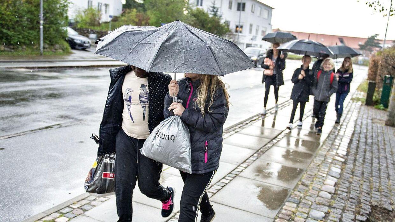 Dem, der hungrer efter sommerligt vejr, er formentlig ikke tilfredse med DMI's seneste prognose.