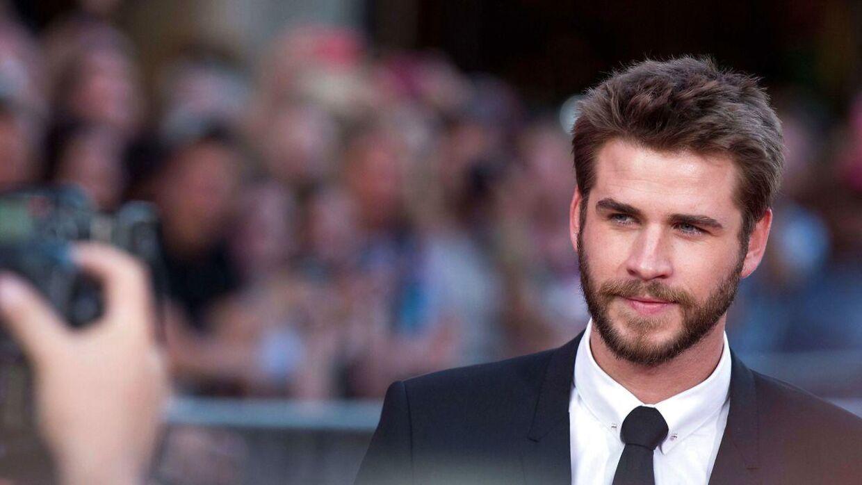 Liam Hemsworth er 29 år og blandt andet kendt for sin rolle i 'The Hunger Games'.