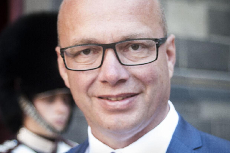 Borgmester i Kolding Jørn Pedersen (V) kalder sagen alvorlig. Vi skal kunne regne med de budgetopfølgninger, vi får. Ellers kan vi ikke handle, siger han. (Arkivfoto). Bjarne Lüthcke/Ritzau Scanpix