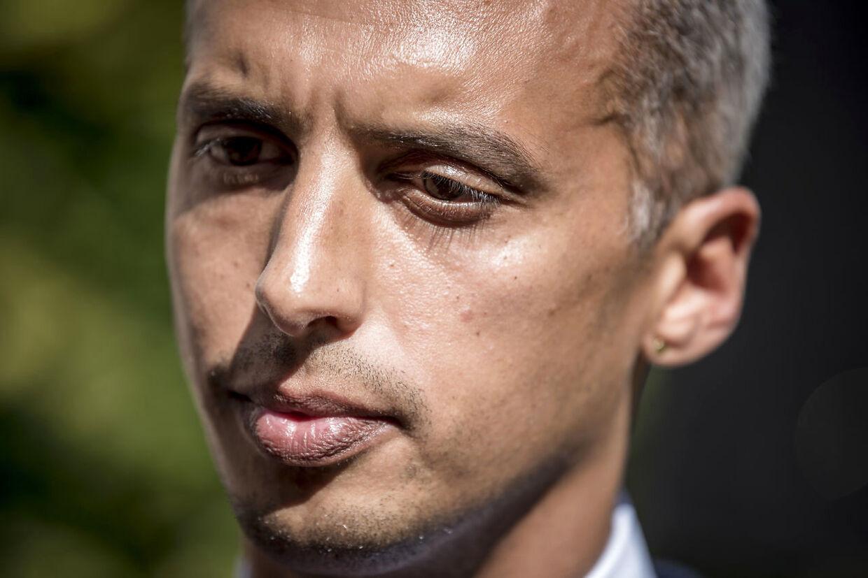 Udlændinge- og integrationsminister Mattias Tesfaye. (Arkivfoto)