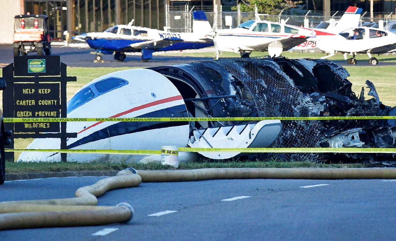 Flyvraget fra en anden vinkel.