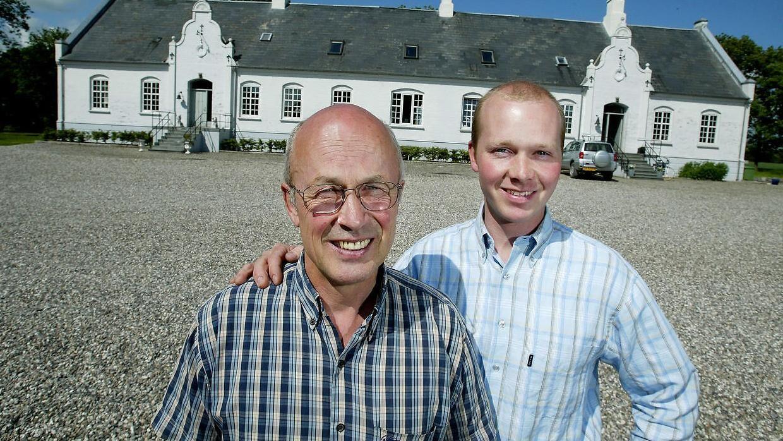 Svineavlerne Anders Bundgaard og sønnen Michael Bundgaard fra Vendsyssel har scoret mange millioner på landbrug i Østeuropa.