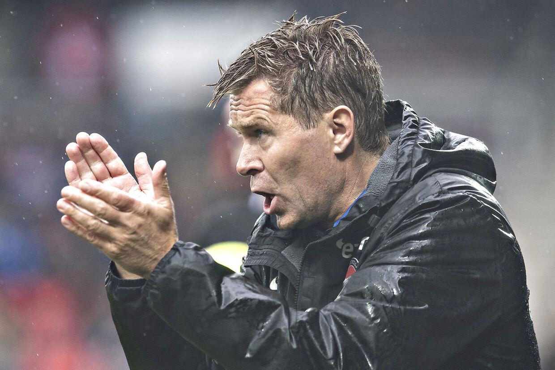 FCM's cheftræner Kenneth Andersen.