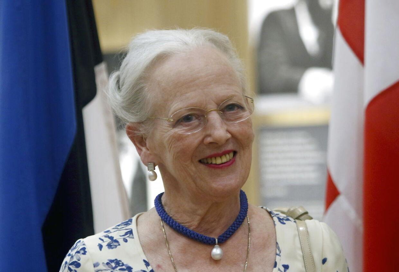 Dronning Margrethe har officielt inviteret Trump på statsbesøg. Arkivfoto