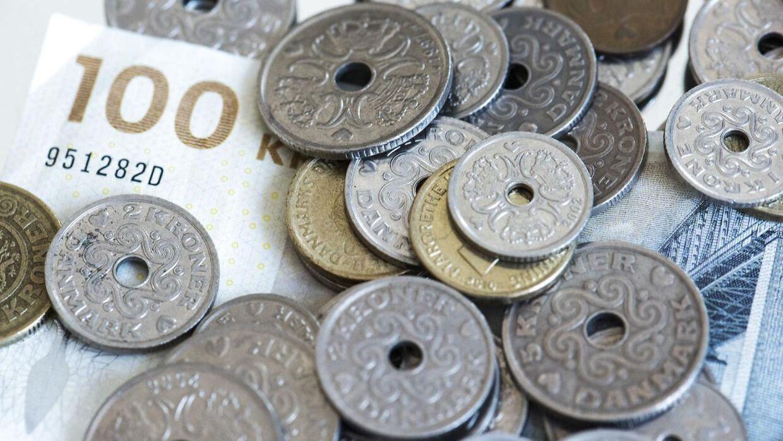 De danske lønstigninger kan være truede ovenpå den globale uro.