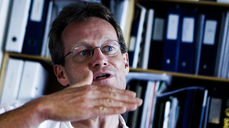 Niels Kroman, cheflæge i Kræftens Bekæmpelse.
