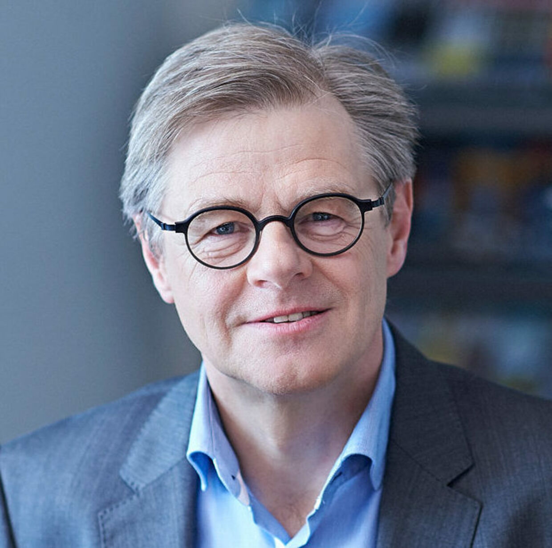 Jens Henneberg blev 60 år gammel. Pressefoto