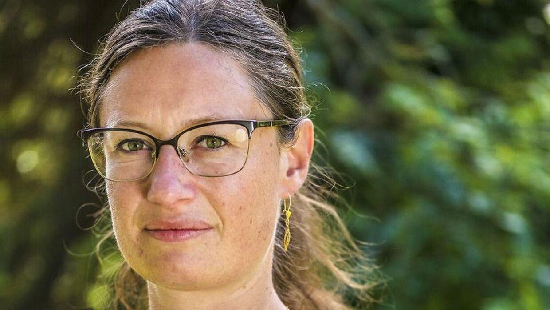 Enhedslisten Teknik- og Miljøborgmester, Ninna Hedeager Olsen. Arkivfoto (Foto: Søren Bidstrup/Scanpix 2017)