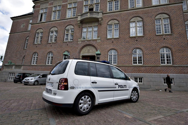 Retten i Aarhus.