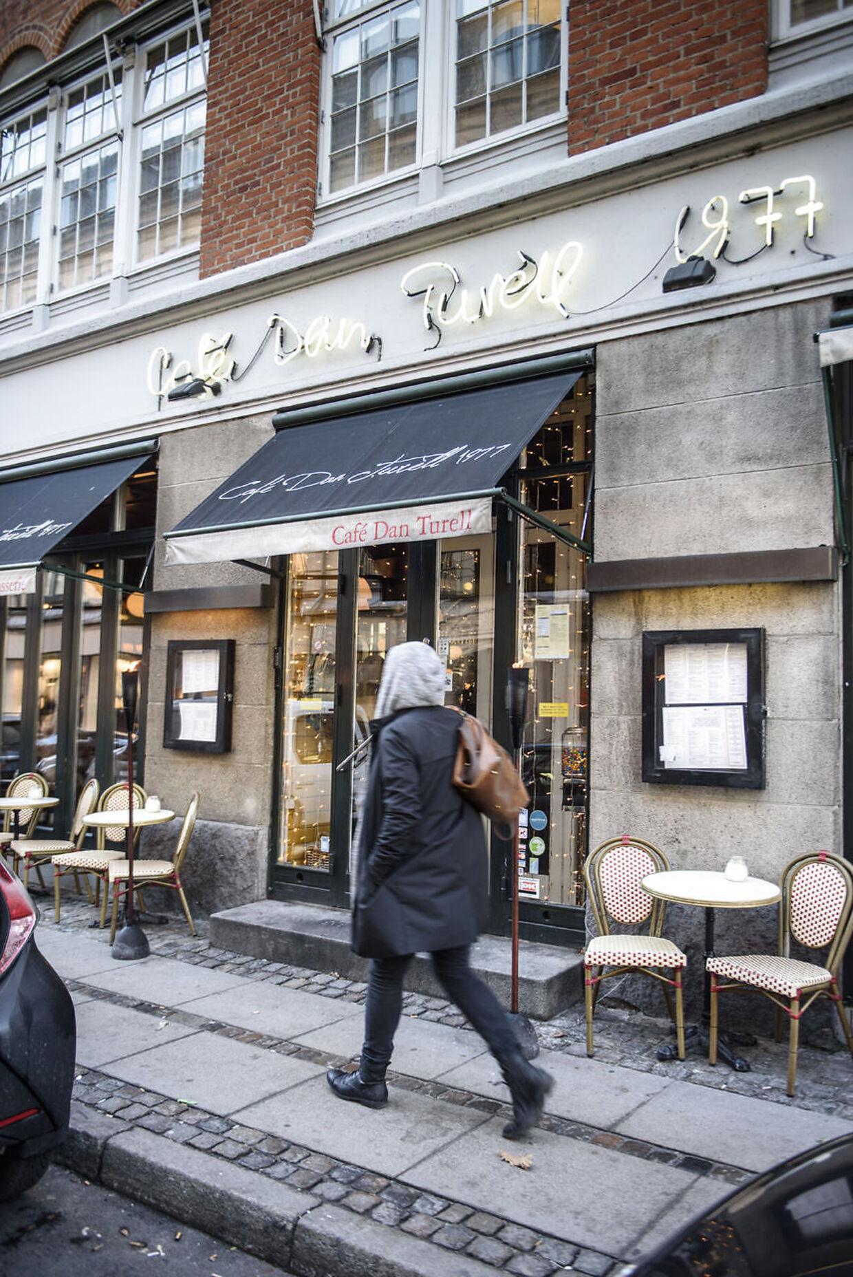 Café Dan Turéll har før været ramt af skandaler.