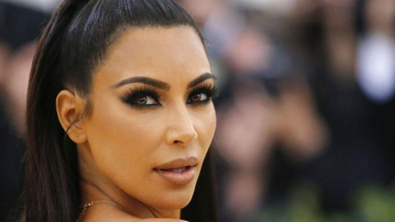 Kim Kardashian er mor til fire børn, og nu deler hun et par nye billeder af børneflokken.