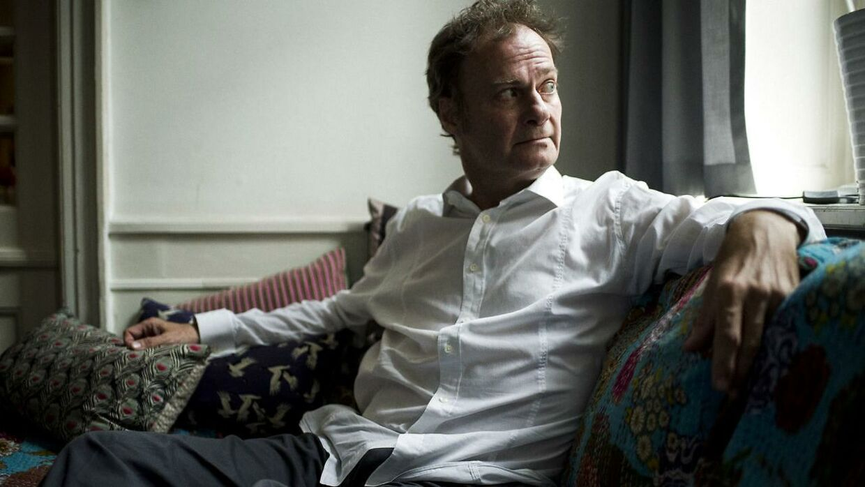 Forfatteren Knud Romer indrømmer vold mod Thomas Blachman. (Foto: Scanpix)