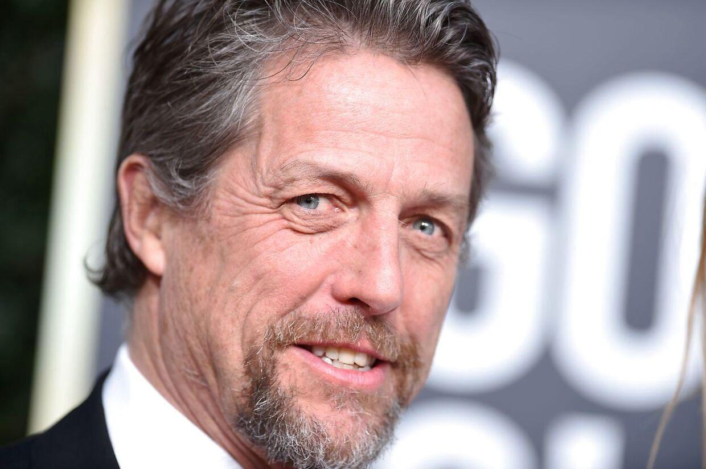 58-årige Hugh Grant er nomineret til både en Golden Globe og en Emmy.