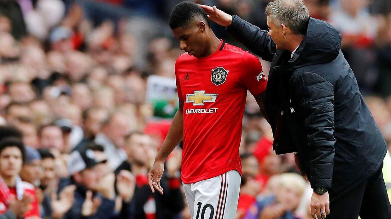 Marcus Rashford kan se frem til at sparke straffespark i fremtiden for Manchester United.