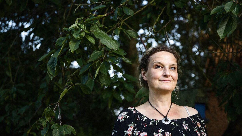 Karen Hedegaard Mortensen driver hjemmesiden samsovning.dk.
