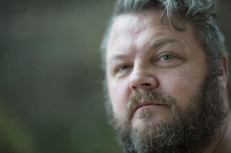 Kristian Ditlev Jensen er ikke imponeret over Rejsekortet. Arkivfoto