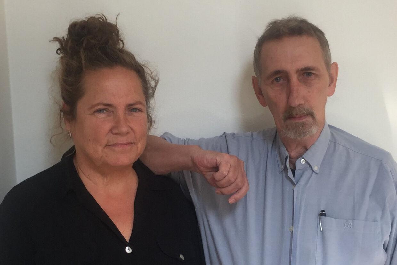 Lotte og Søren Hammer udgiver til efteråret den tiende og sidste krimi om chefkriminalinspektør Konrad Simonsen. Den første bog i serien, Svinehunde, solgte mere end 100.000 eksemplarer. Melina Larsen/Free