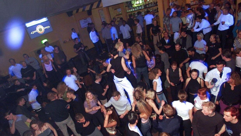 Danseglade gæster fra dengang natklubben stadig hed Diskotek In.