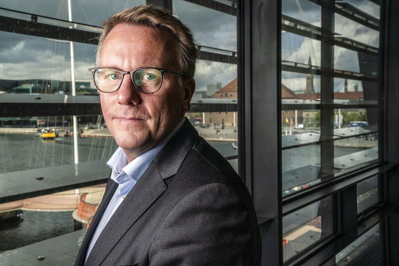 Skatteminister Morten Bødskov. (Arkivfoto)