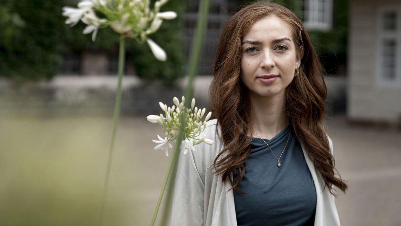Ny på borgen. Samira Nawa fra Det Radikale Venstre er en af de unge, nyvalgte politikere på Christiansborg.
