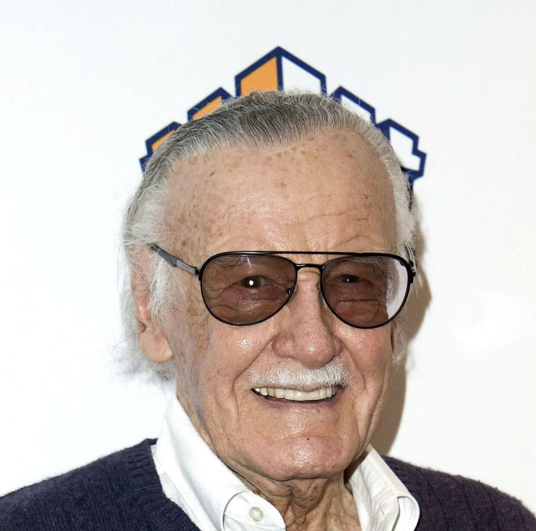 Tegneserieskaberen Stan Lee blev 95 år gammel.