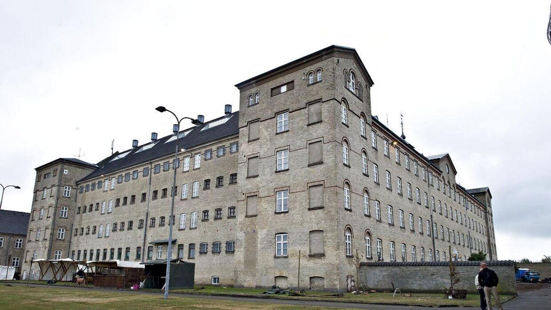 Fængslet i Horsens kan både bruges til en koncert eller en middelalderfestival.