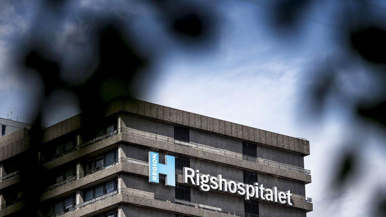 Drengens skader efter ulykken var så slemme, at han måtte overføres fra Hillerød Hospital til Rigshospitalet.