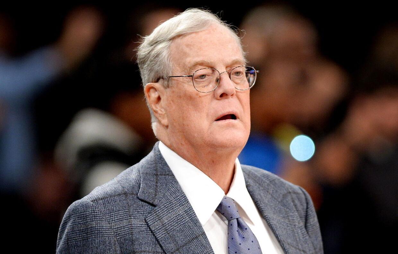 David Koch i 2013.