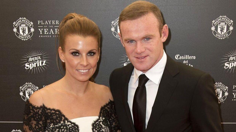 Coleen og Wayne Rooney har været gift i 10 år.
