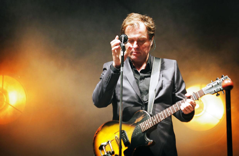 Jørn Jeppesen var støttende guitarist i bandet Kim Larsen & Kjukken fra 2014 til 2018.