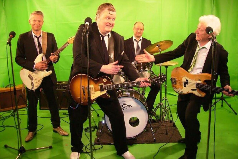 Chimbo's Revival er ét af Danmarks ældste rockbands. Musikken er evigt ung.