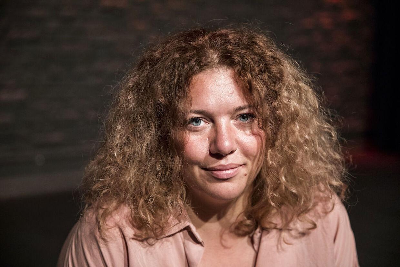 Hvis Ane Høgsberg ikke skal være komiker, kunne hun godt tænke sig at blive guide på en kanalrundfart.