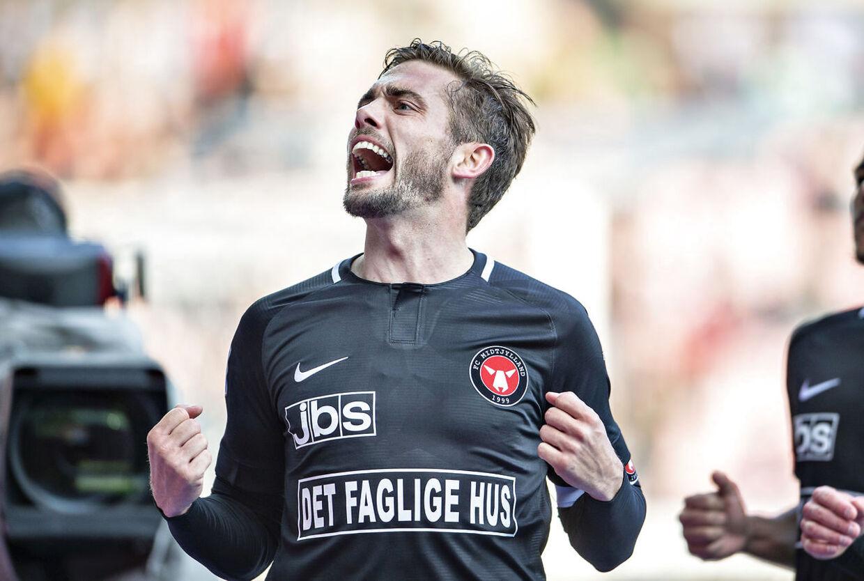 Efter et par ugers spekulationer er fremtiden nu på plads for Jakob Poulsen.