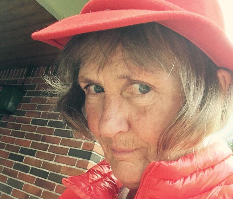 Kirsten Wirth er kredsformand i Danske Seniorer og kender selv til det problem, der naturligt opstår, når det ikke er muligt at komme på toilettet. Privatfoto