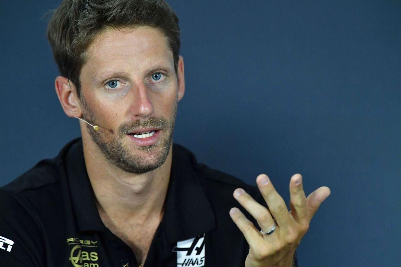 Romain Grosjeans fremtid hos Haas er fortsat ukendt, og den helt store udfordrer til hans sæde hedder Nico Hülkenberg.