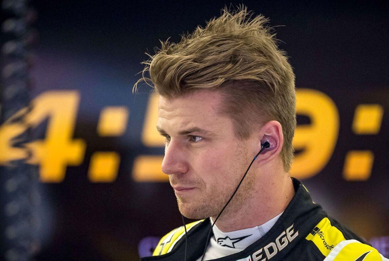 Nico Hülkenberg er et af de navne, der er i spil til at køre for Haas i 2020. Men han får konkurrence af den nuværende Haas-kører, Romain Grosjean.