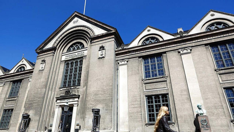 (ARKIV) Institut for Kunst- og Kulturvidenskab ved Københavns Universitet opfordrer deres undervisere til at undgå 'han og hun' i klasselokalet. (Foto: NIels Ahlmann Olesen/Ritzau Scanpix)