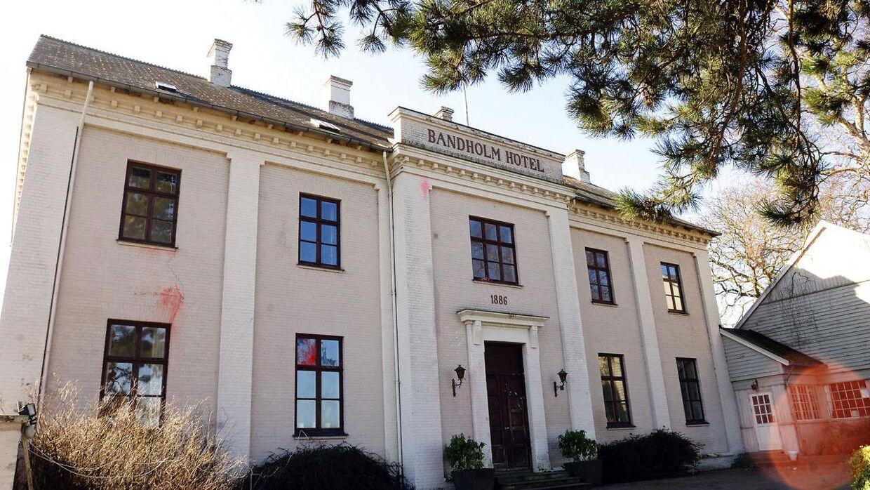 Bandholm Hotel, ejet af Faderhuset, er nu solgt til selskabet Bandum Hotel Holding.