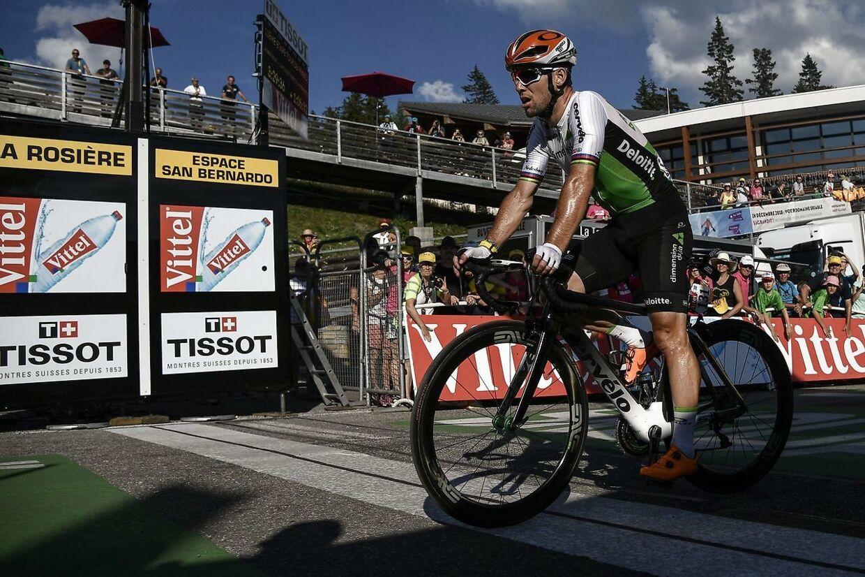 Mark Cavendish til Tour de France 2018.
