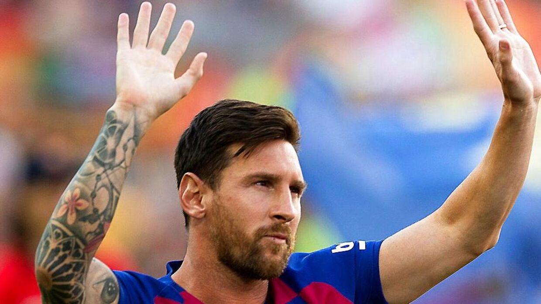 Messi har oprindelig kontrakt til 2021.