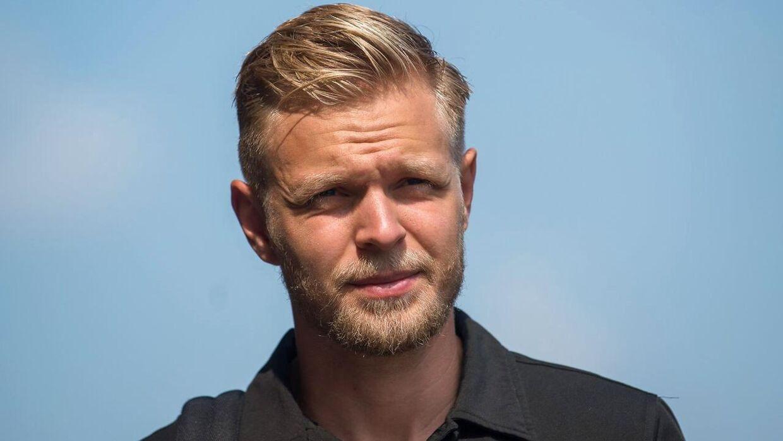 Kevin Magnussen sluttede som nummer 12 i kvalifikationen lørdag.