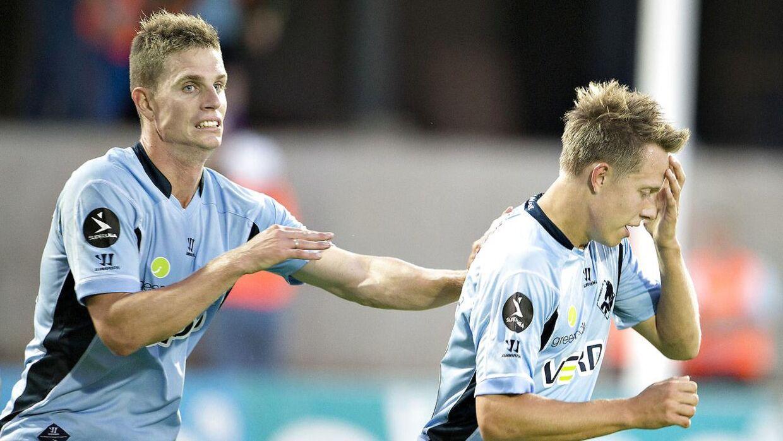 Jonas Borring spillede fra 2012 til 2016 i Randers FC.