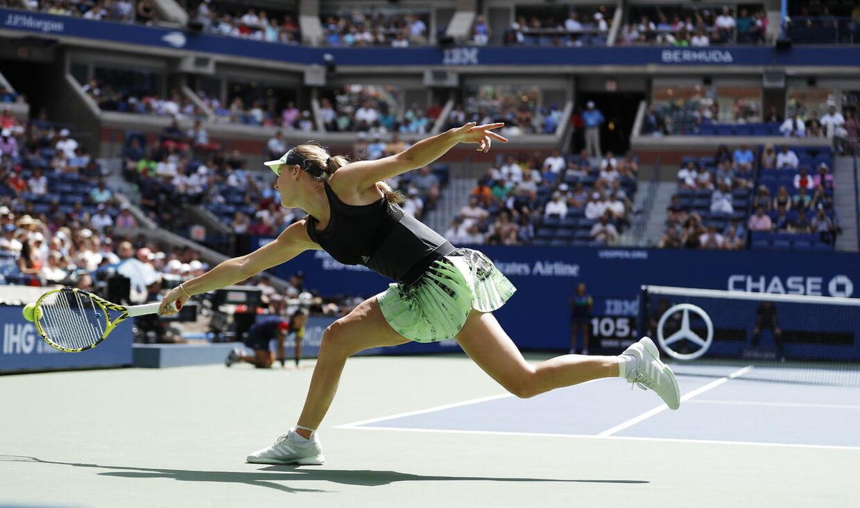 Caroline Wozniacki har ikke haft et succesfuldt 2019-år.