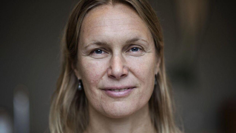 Mette Jacobsen.