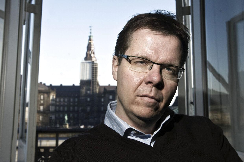 I fire retssager i Højesteret har Jørgen Steen Sørensen voteret først, selv om han ikke deltog i selve afgørelserne. Det var en eksamen, som nu er bestået. (Arkivfoto) Niels Ahlmann Olesen/Ritzau Scanpix