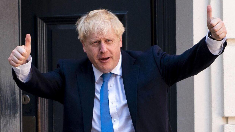 Johnson kan ende med en storsejr ved et parlamentsvalg.