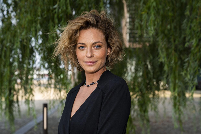 Sarah Grünewald startede som Vild med dans-vært i 2013. Programmet har rykket sig mange mil siden. Martin Sylvest/Ritzau Scanpix