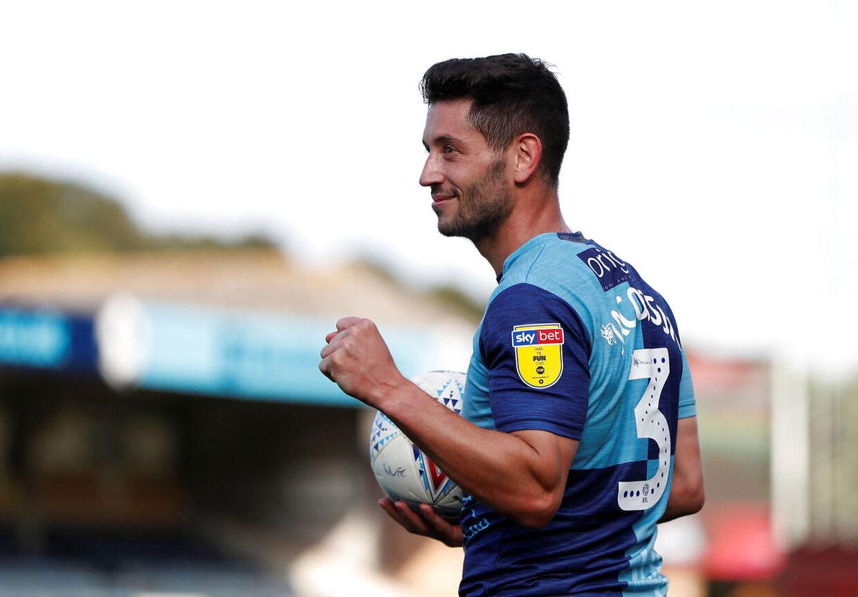 Wycombe Wanderers' Joe Jacobson